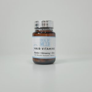 The ideal hair vitamins from IdealofMeD