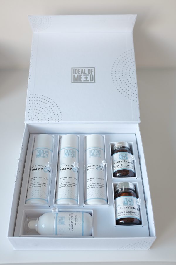 The Ideal Hair Vitalisation Box from IdealofMeD