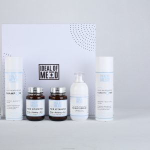 The ideal hair vitalisation box for hair loss from IdealofMeD