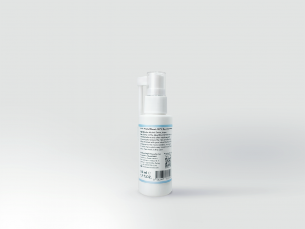 The ideal Hair dermaroller disinfectant from IdealofMeD