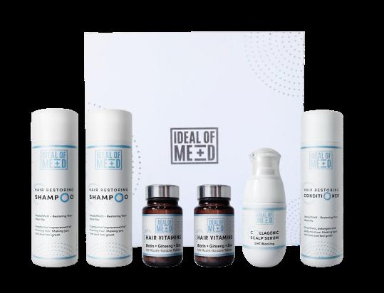 Hair Vitalisation box 1
