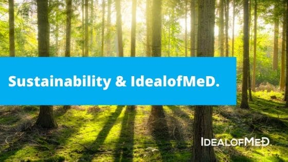 Sustainability & IdealofMeD.