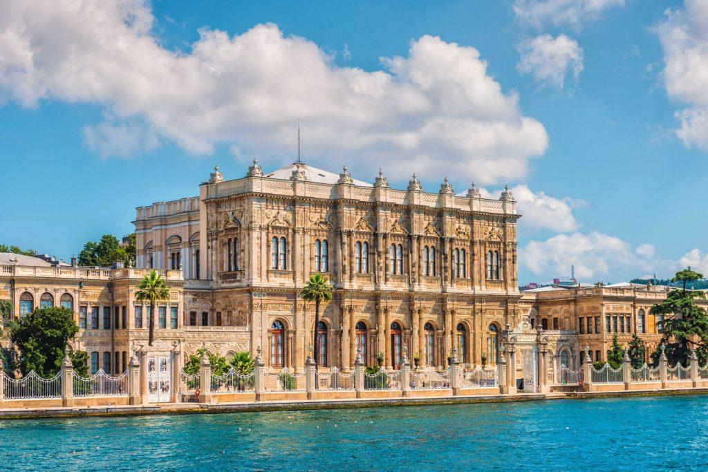Dolmabahçe Palaces