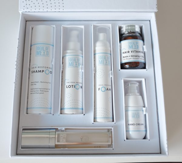 The ideal hair transplantation box by IdealofMeD