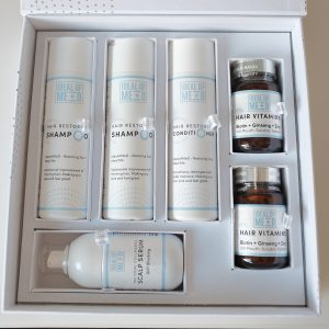 The ideal hair vitalisation box by IdealofMeD