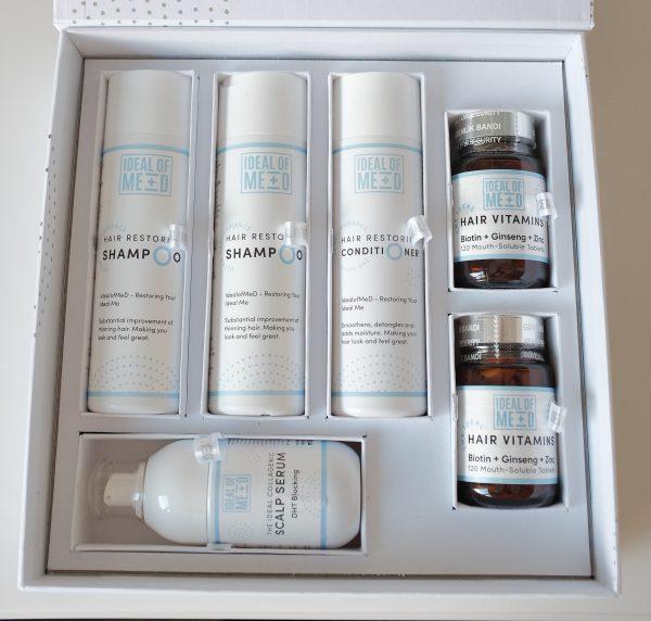 The ideal hair vitalisation box by IdealofMeD